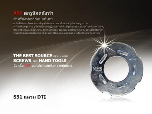 S31 แหวน DTI