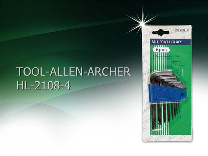 TOOL-ALLEN-ARCHER-HL-2108-4
