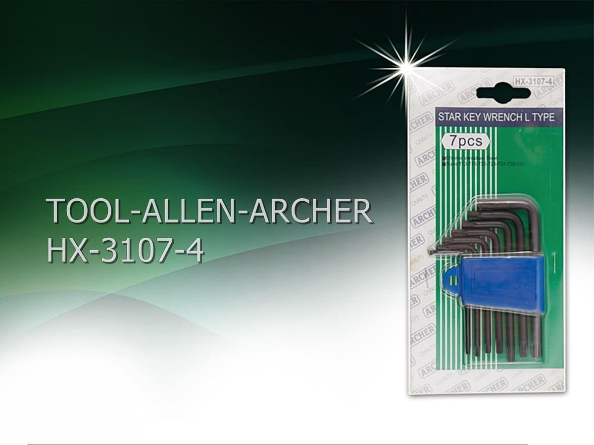 TOOL-ALLEN-ARCHER-HX-3107-4