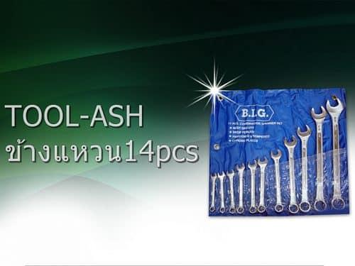 TOOL-ASH-ข้างแหวน14pcs